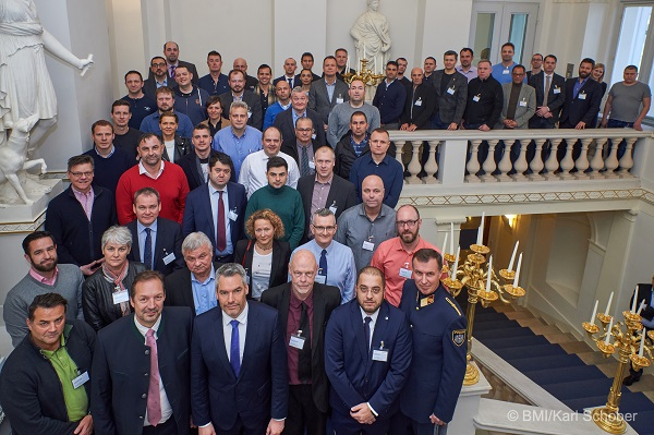 CEPOL Course 61/2020 Copyright BMI/Karl Schober