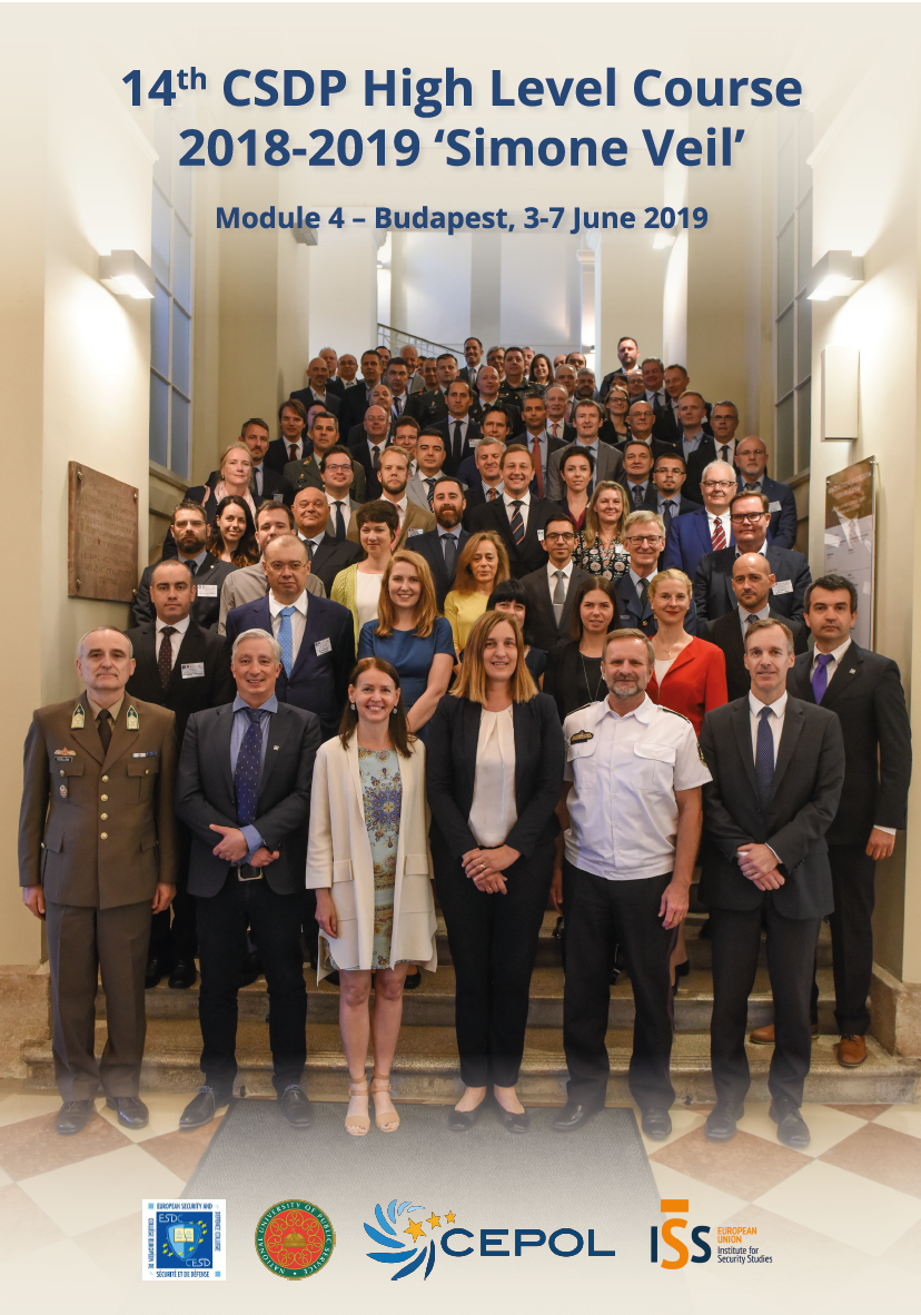 CSDP High Level course 2019