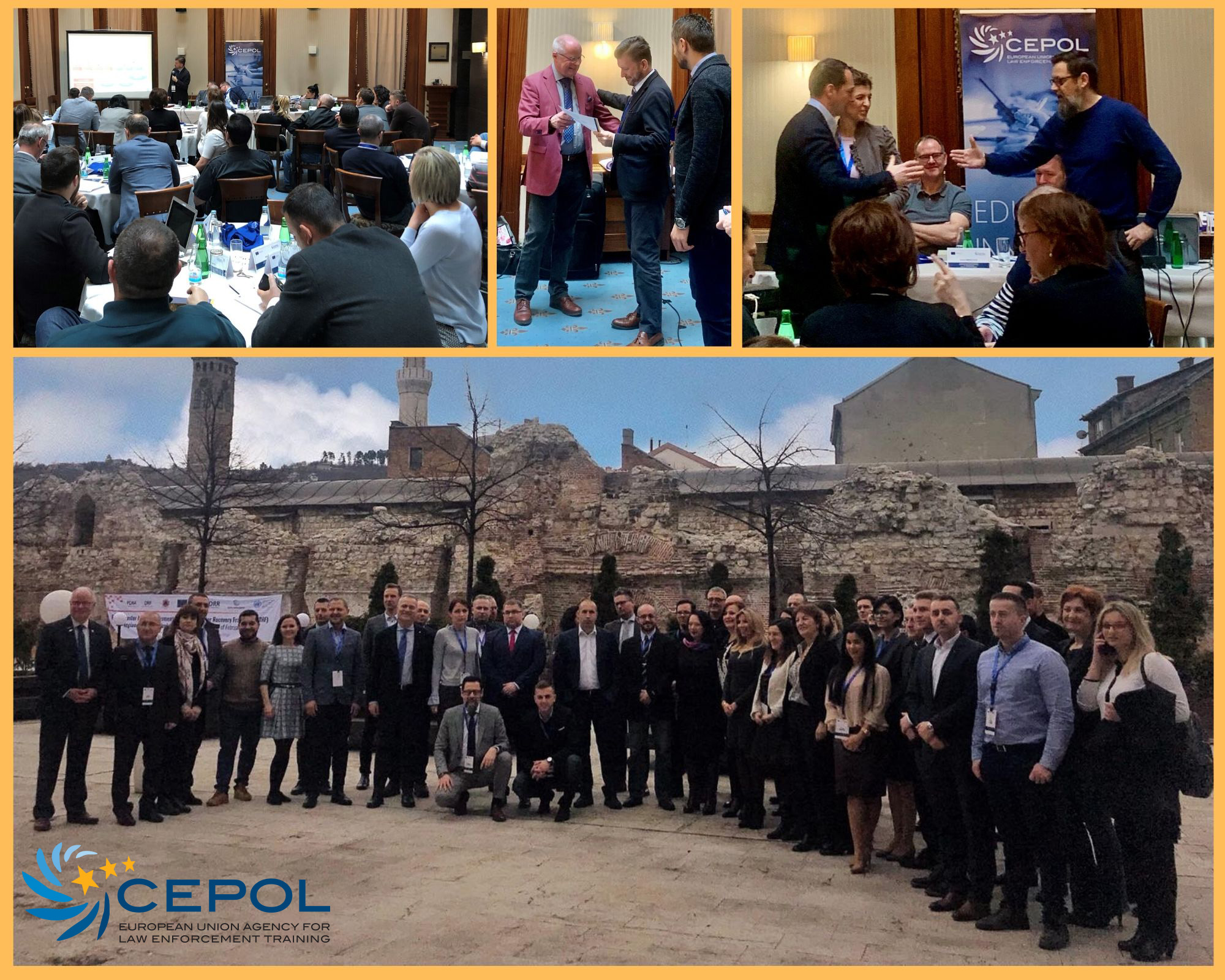 CEPOL FI In-Service Training on 'Financial Investigations related to Public Procurement Fraud and Money Laundering', Sarajevo