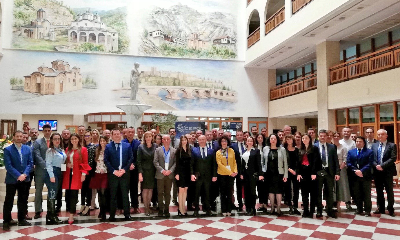 """CEPOL Regional activity in Skopje, North Macedonia, """"Financial Investigations related to corruption"""""""