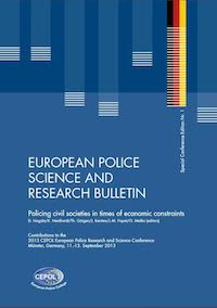 EUROPEAN POLICE SCIENCE AND RESEARCH BULLETIN