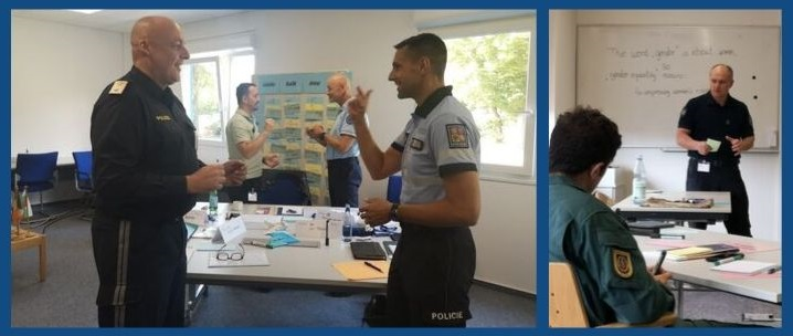 Course 94/2019 Train the trainers for EU CSDP Missions  (Germany)
