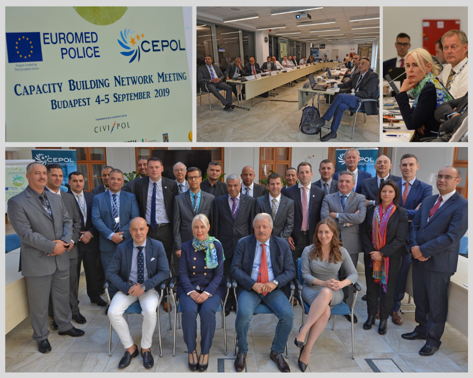 Euromed Capacity Building Network Meeting