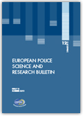 European Police Science and Research Bulletin: Issue 12 - Summer 2015