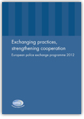 Exchanging practices, strengthening cooperation - 2012