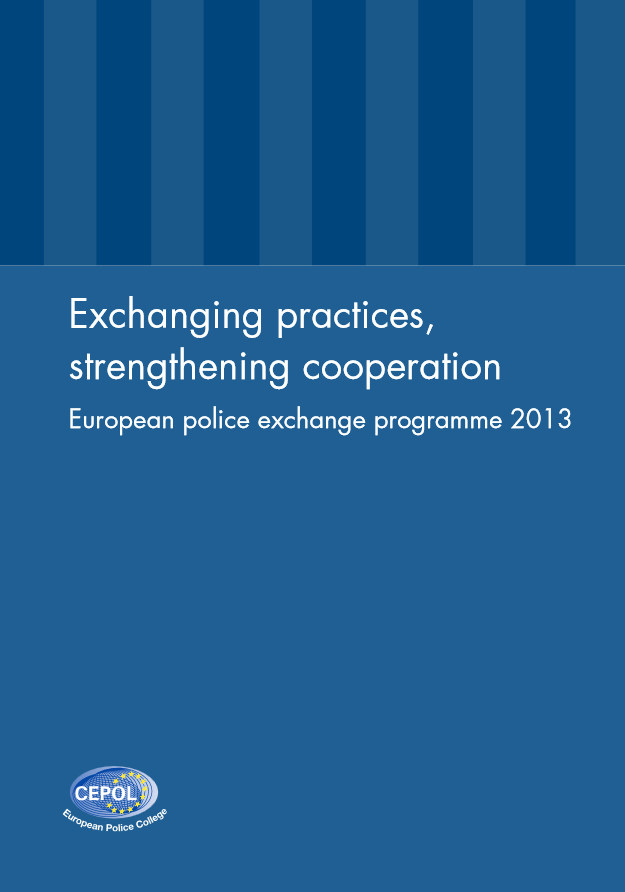 Exchanging practices, strengthening cooperation - 2013