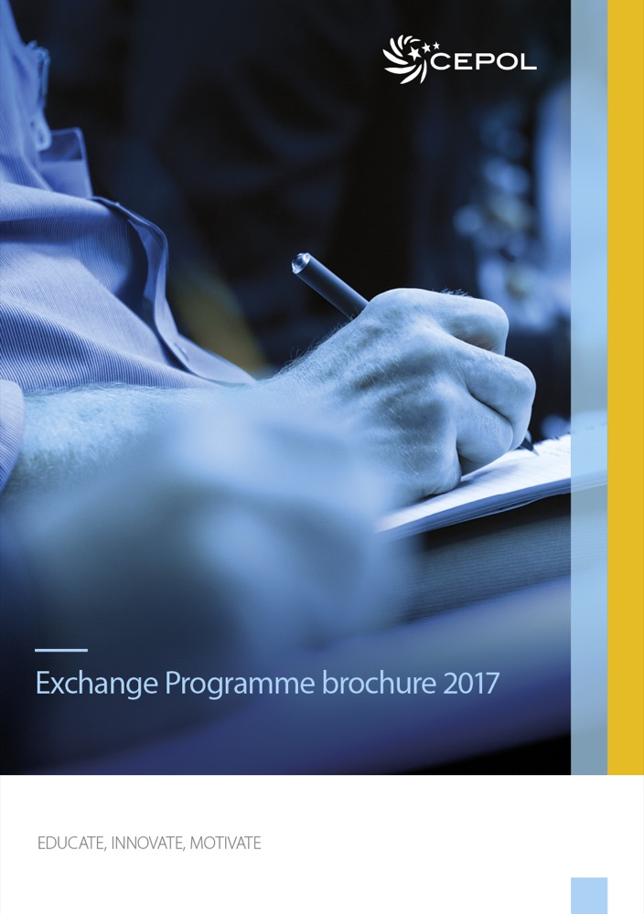 Exchange Programme Brochure 2017