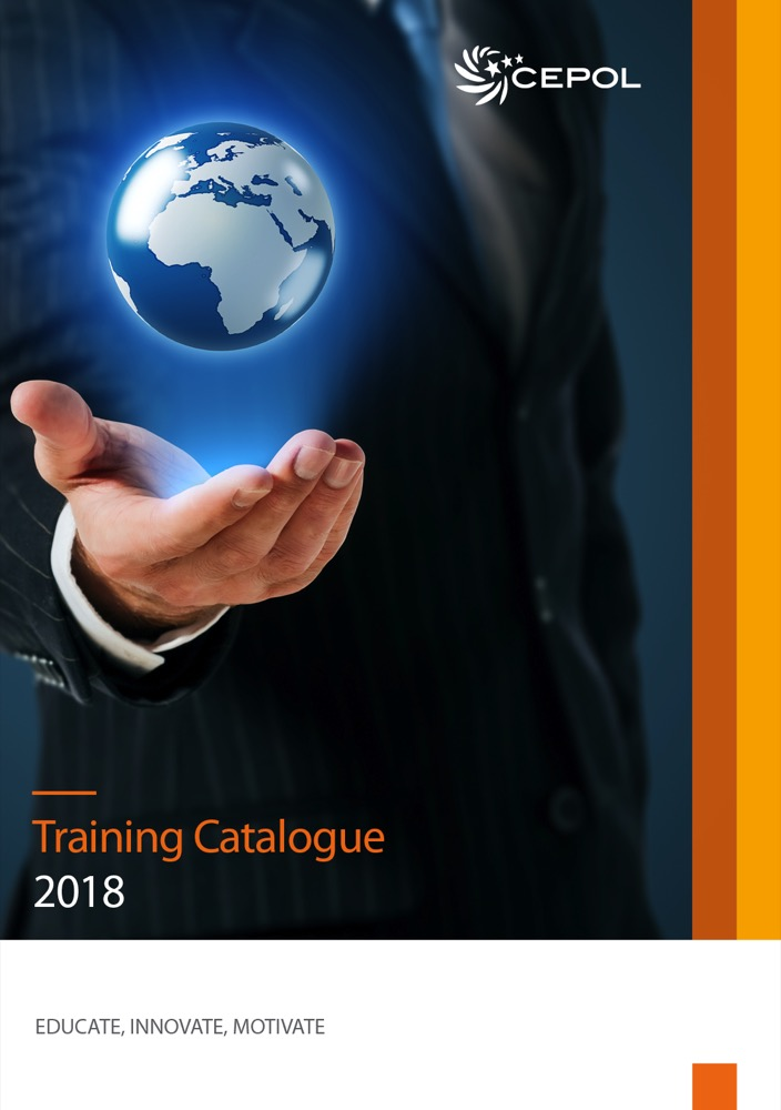 Training Catalogue 2018