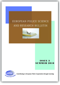 European Police Science and Research Bulletin: Issue 3 - Summer 2010