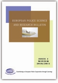 European Police Science and Research Bulletin: Issue 4 - Winter 2010/2011