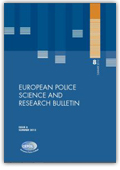 European Police Science and Research Bulletin: Issue 8 - Summer 2013