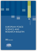 European Police Science and Research Bulletin: Issue 9 - Winter 2013/2014