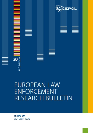 European Law Enforcement Research Bulletin Issue Nr. 20