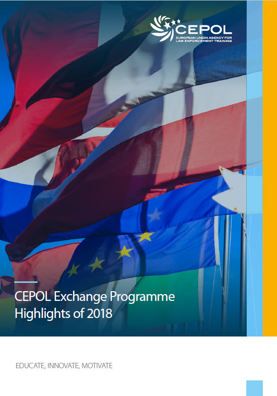 CEPOL Exchange Programme 2018 Highlights