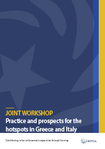 77/2016 Joint workshop on hotspots