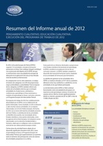 Summary of the Annual Report 2012 - ES