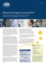 Summary of the Annual Report 2012 - FR