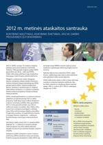 Summary of the Annual Report 2012 - LT