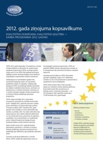 Summary of the Annual Report 2012 - LV