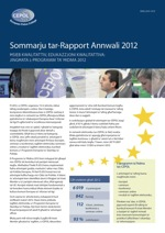 Summary of the Annual Report 2012 - MT