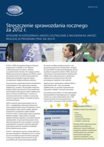 Summary of the Annual Report 2012 - PL