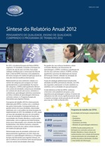 Summary of the Annual Report 2012 - PT