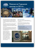 Summary of the Annual Report 2014 - BG
