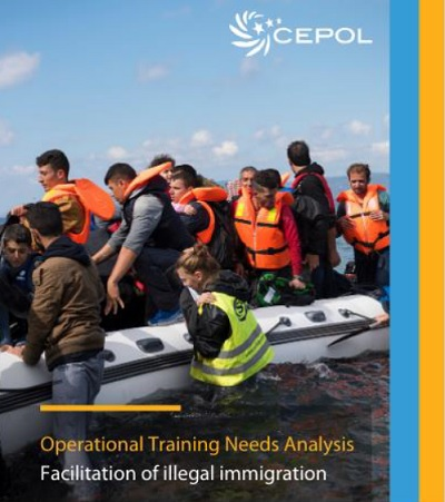 CEPOL Operational Training Needs Analysis on Facilitation of illegal immigration