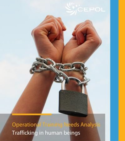 CEPOL Operational Training Needs Analysis on Trafficking in human beings