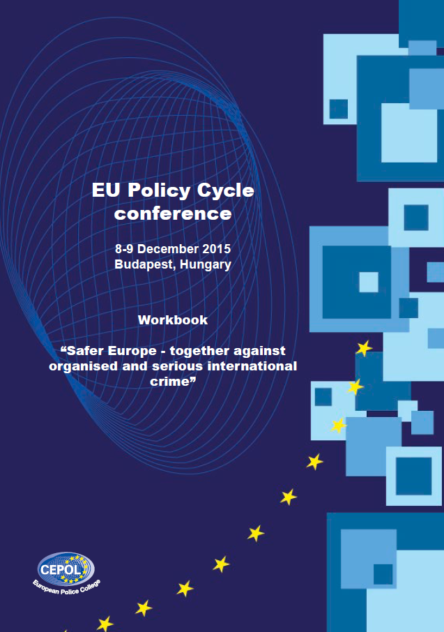 EU Policy Cycle conference - Workbook