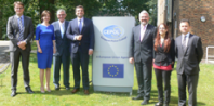 EJTN delegation and CEPOL staff