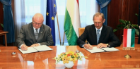 Signature of CEPOL's new headquarters agreement