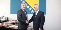 CEPOL strengthens ties with Bosnia and Herzegovina