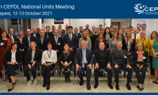 10th CEPOL National Units' meeting brings back network members face to face in Budapest