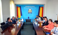 CEPOL Executive Director meets with Romanian authorities