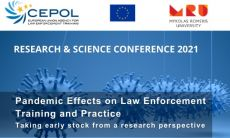 2021 CEPOL Research and Science Conference
