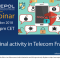 Webinar 54/2018 Criminal activity in Telecom Fraud