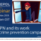 Webinar 58/2018 EUCPN and its work - The crime prevention campaign