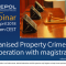 Organised property crime: cooperation with magistrates