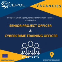 Join our Team: vacancies at CEPOL