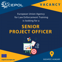 Join our team as Senior Project Officer