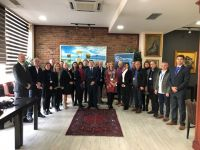 In-Service training on 'International Cooperation in relation to the Financial Investigations of Organized Crime and Tax Evasion' takes place in Skopje