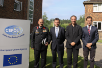 Head of Jordanian Gendarmerie's staff visits CEPOL