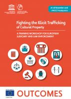 Outcomes of the Fighting the Illicit Trafficking of Cultural Property training