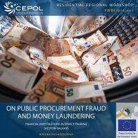 CEPOL Financial Investigations In-Service Training on Public Procurement Fraud and Money Laundering