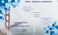 CEPOL training programme on migration