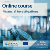 Online Course 8/2021/RES: Financial investigations