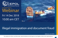 Webinar 62/2018 Illegal immigration and document fraud