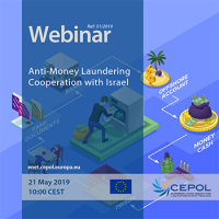 Webinar 31/2019 'Anti-Money Laundering Cooperation with Israel'