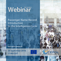 CEPOL Webinar 43/2019 'Introduction to the Intelligence Cycle'